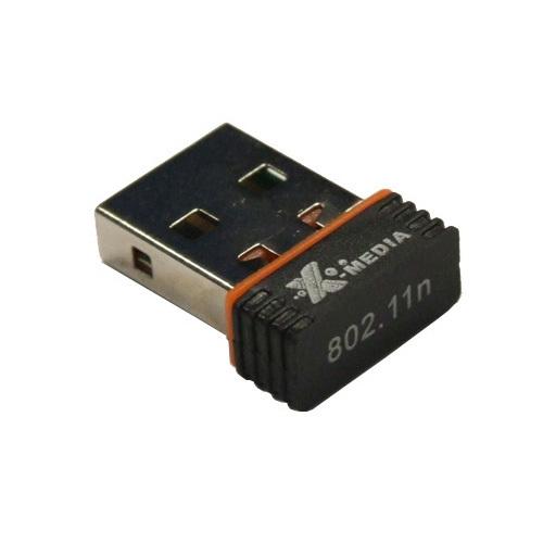 X-Media NE-WN1200 150Mbps Wireless-N USB 2.0 Ultra Mini Adapter